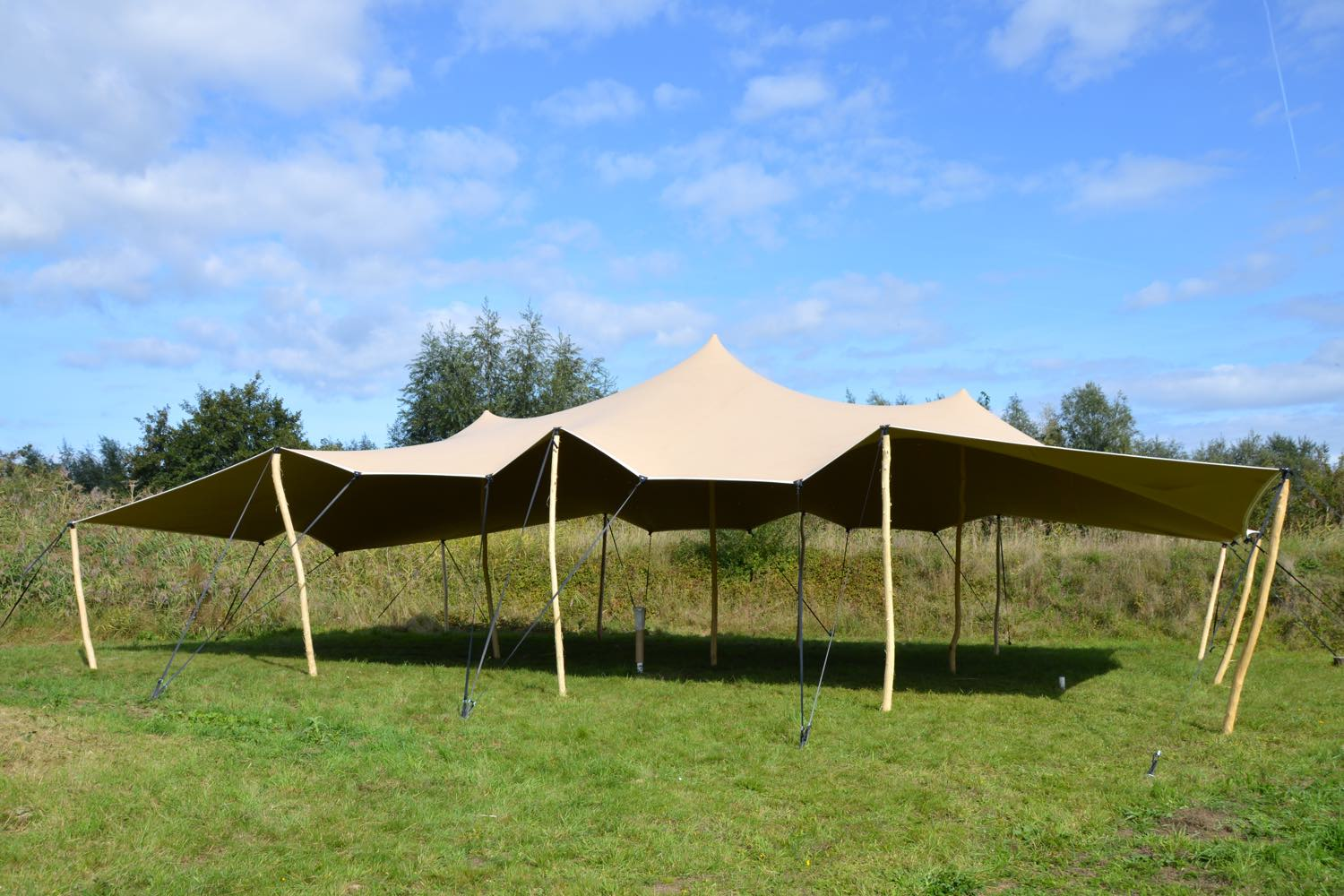 Stretchtent 10 x 15 meter Beleef Events