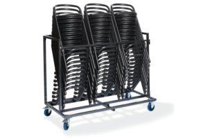 trolley voor barkrukken
