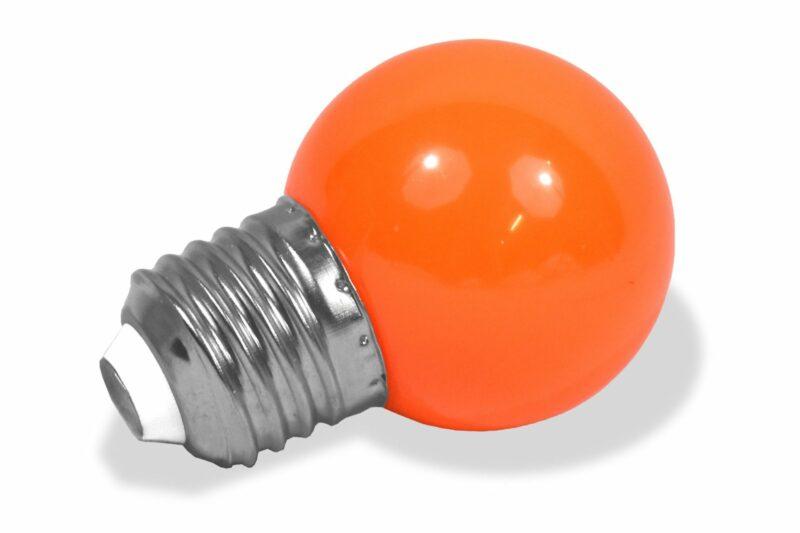 led lamp oranje e27