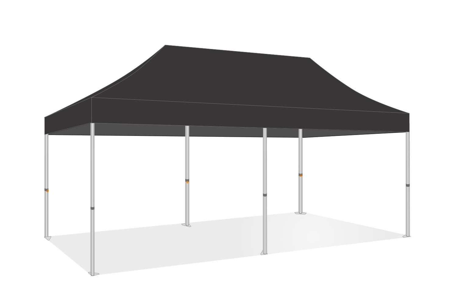 Easy up partytenten | PVC Professional