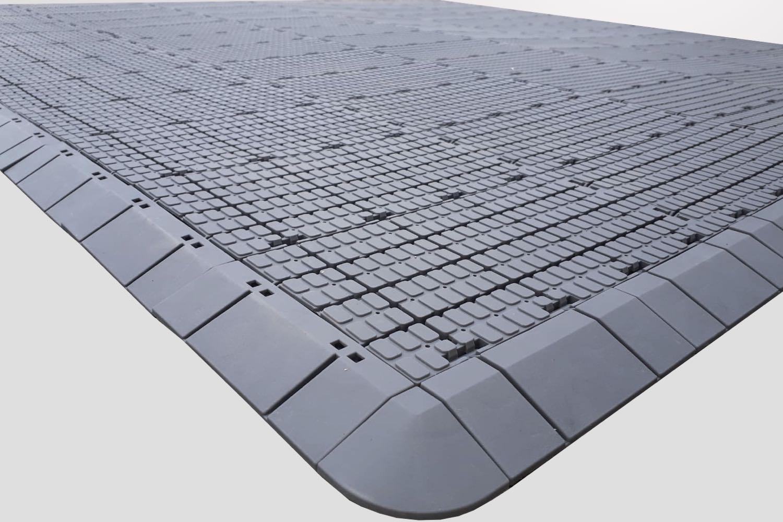 Kunststof vloeren